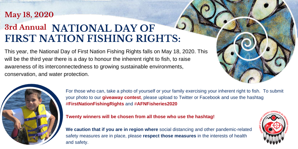 National Day of First Nations Fishing Rights