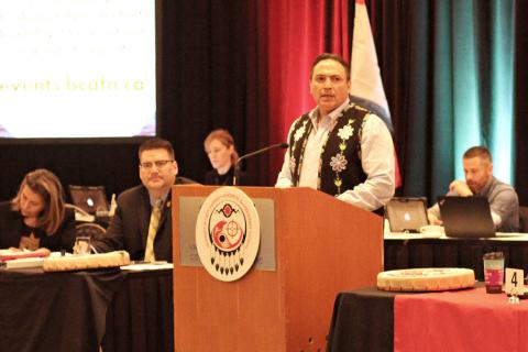 NBU first nations assembly